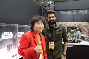 コミコンの主役は参加した皆さんです! 杉山すぴ豊が振り返る「東京コミコン2018」