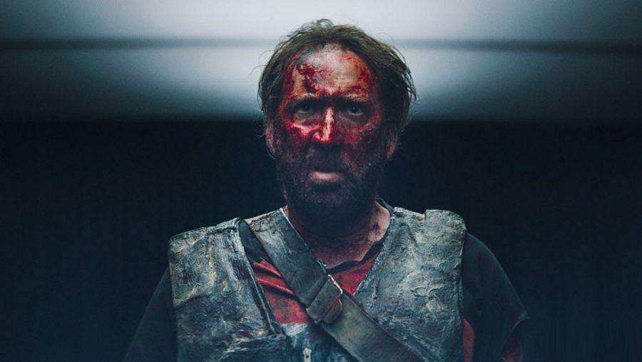 暴れ倒す血まみれのニコラス・ケイジ! B級アクションの皮を被った理屈抜きの体感型トリップ・ムービー『マンディ 地獄のロード・ウォリアー』、面白くないわけがない!