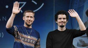 『ラ・ラ・ランド』の最強タッグ、デイミアン監督とライアンが再び手を組んだ超話題作『ファースト・マン』について語る!!