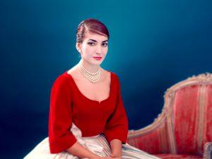 20世紀最高の歌姫マリア・カラスが自分を語る