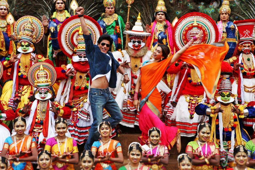言葉が変われば流儀も変わる!インド映画の多言語世界を探検しよう