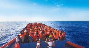 『ヒューマン・フロー 大地漂流』現代美術家アイ・ウェイウェイ監督が圧倒的映像で語る難民ドキュメンタリー