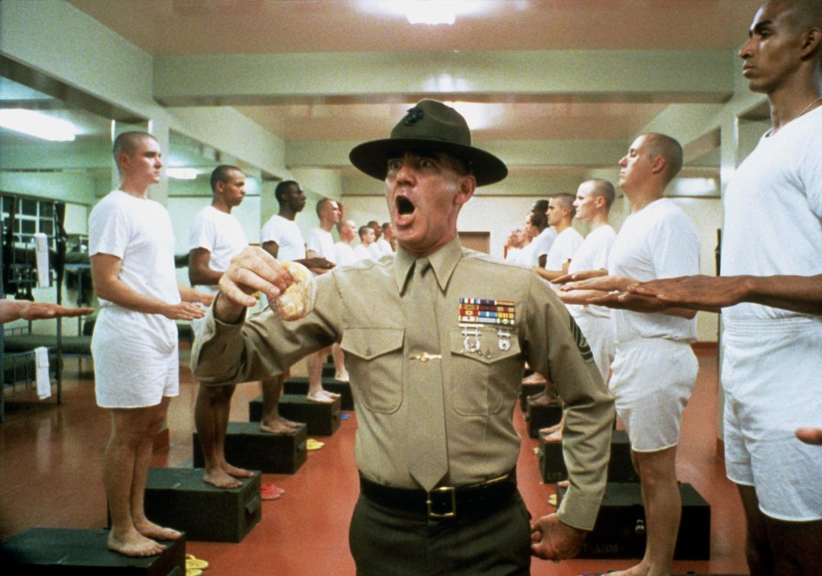 アイコンと化した戦争映画『フルメタル・ジャケット』ハートマン軍曹の罵詈雑言を一度は体験せよ!
