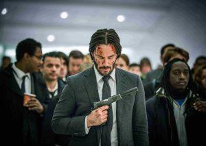 超絶! バイオレンス・アクション 刺して刺されて、撃って撃たれる! 血みどろ映画『デッドプール』『ジョン・ウィック:チャプター2』で貧血必至!!