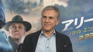 オスカー俳優クリストフ・ヴァルツ「NO!NO!NO!アリータはピノキオやフランケンシュタインではない!」『アリータ:バトル・エンジェル』を語る