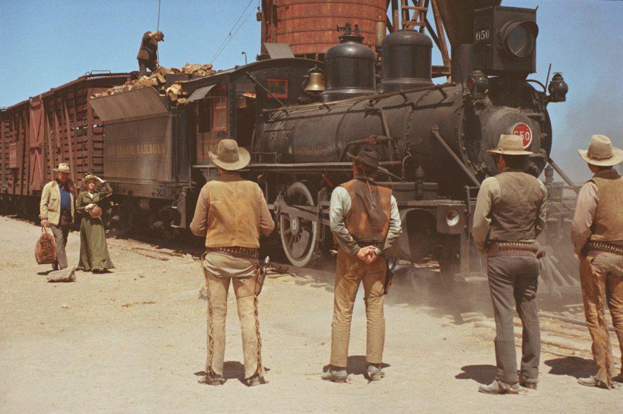 """ジョン・ウェイン主演『大列車強盗』は""""老い""""がテーマのほのぼの西部劇"""