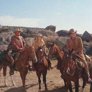 """マカロニ・ウエスタンに対抗してジョン・ウェインが奮闘!『大列車強盗』は""""清く正しく楽しい""""ハリウッド娯楽西部劇"""