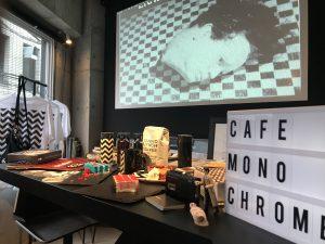 好きなことに突き進む!デヴィッド・リンチと映画と音楽を愛する「CAFE:MONOCHROME」店主ってどんな人?(2/3)