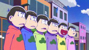 年を取って変わった『えいがのおそ松さん』6つ子と、変わらなかった『T2 トレインスポッティング』4人組【アッチ(実写)もコッチ(アニメ)も】
