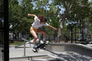 現実それともファンタジー!?『スケート・キッチン』はNYの女性スケボーチーム出演の青春ストーリー