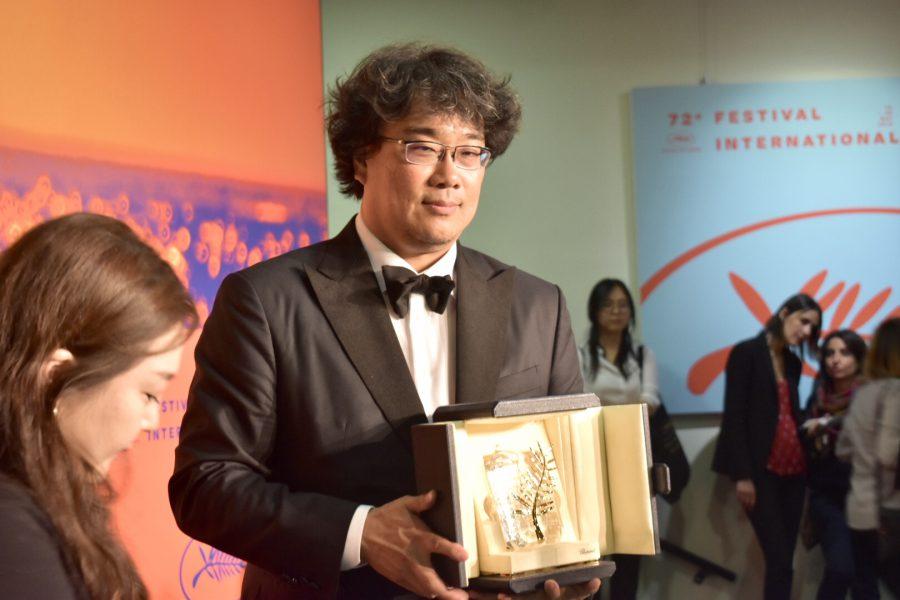 「韓国的ユーモアが世界に通じた」鬼才ポン・ジュノが語る『Parasite(英題)』