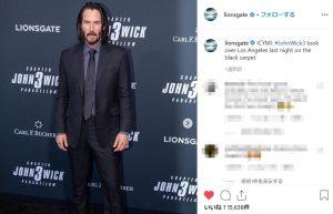 『ジョン・ウィック4』製作決定&公開日まで発表! ハリウッド版 『AKIRA』との興収バトル勃発か!?