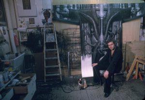 『エイリアン』クリーチャー・デザイナー、H・R・ギーガーは生涯ずっと恐怖と向き合っていた