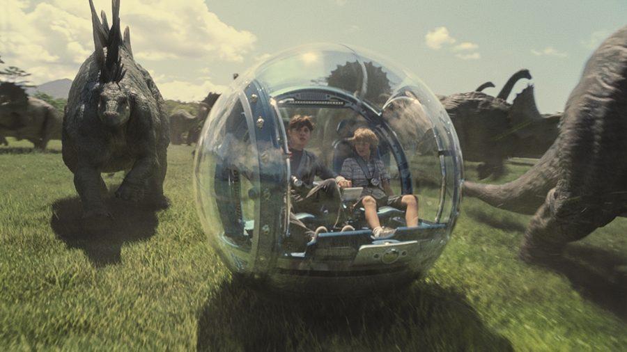 恐竜は本当にいるんだ! 少年たちの夢を叶えた『ジュラシック・ワールド』によって本格的な恐竜時代が到来