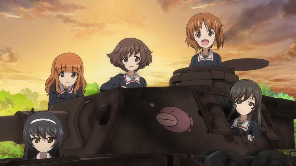 戦車も恐竜も見たことないのに「リアル!」と思わせるワザ 『ガールズ&パンツァー』と『ジュラシック・パーク』