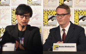 小島秀夫とレフン「DEATH STRANDING」やゲーム・映画の未来を語る!! マッツのアドレスがきっかけで友人に