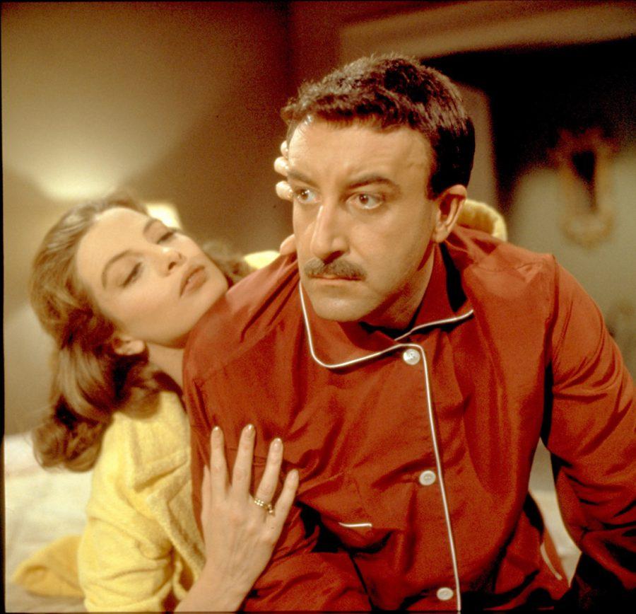 """おバカギャグ連発! ピンク・パンサー1作目のラストは必見『ピンクの豹』 ピーター・セラーズはイギリスの""""笑い""""の原型⁉"""