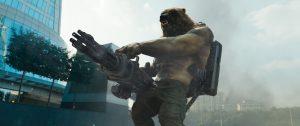ロシア版X-MEN『ガーディアンズ』総製作費3億ルーブル!……っていくら!? 重火器が武器のクマチャンが最高だぞ!スパシーバ!