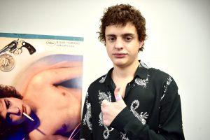 実在の美しき殺人鬼、17歳の堕天使を演じた魅惑の若手俳優  ロレンソ・フェロが『永遠に僕のもの』の魅力を語る