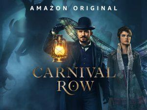 探偵オーランド・ブルーム&妖精カーラ・デルヴィーニュのドラマがAmazon Prime Videoで配信決定! 連続殺人事件の秘密とは…『カーニバル・ロウ』