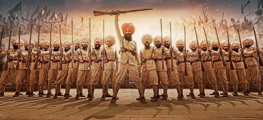 誇り高き勇者21人が、1万もの敵兵を前に壮絶バトルを繰り広げる! 伝説の戦いを映画化『KESARI/ケサリ 21人の勇者たち』