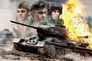 本物のT-34戦車で超リアルに再現! 史上もっとも苛烈な戦いを描く 戦争大河ドラマ『タンク・ソルジャーズ』
