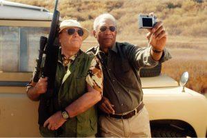 このまま死んだら後悔しない? J・ニコルソンとM・フリーマンがド派手な終活に挑む名作『最高の人生の見つけ方』