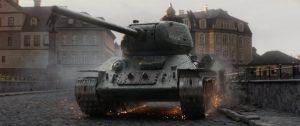 こんな贅沢な戦車戦映画があっていいのか⁉ T-34-76対Ⅲ号戦車、T-34-85対パンターが描かれる『T-34 レジェンド・オブ・ウォー』