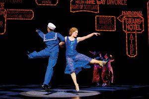 舞台上でパフォーマンスを観ているかのような臨場感を味わえる! シネマ・ミュージカル『42ndストリート』