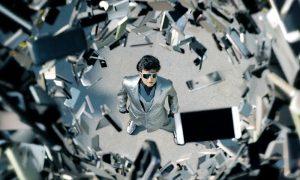 まさかの黒魔術映画⁉ メカニカルでド派手な呪術合戦!『ロボット2.0』