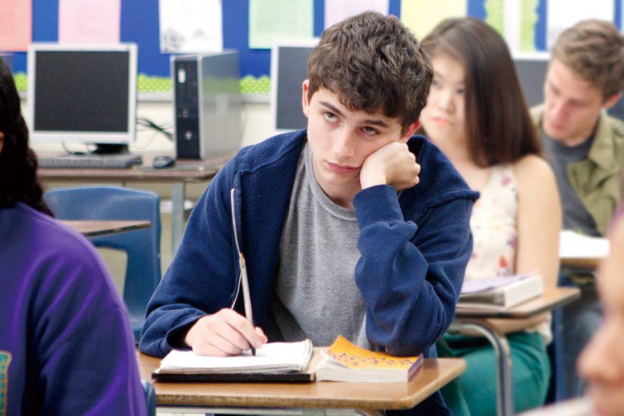 本格ブレイク前のティモシー・シャラメが女性教師に恋心を抱く高校生を好演!『マイ・ビューティフル・デイズ』