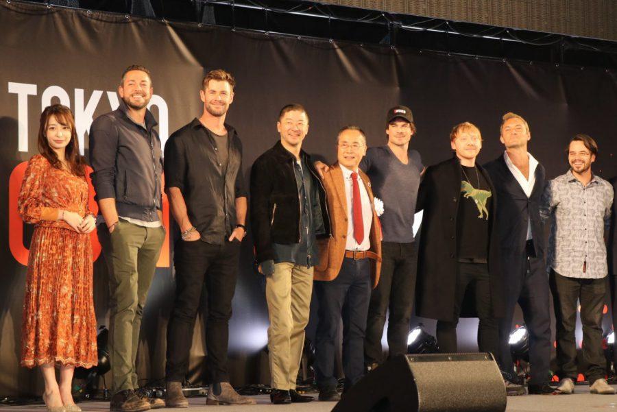 クリヘム、ジュード・ロウ、ザッカリーら一挙登場!「東京コミコン2019」豪華すぎるオープニングステージを速攻レポート!!