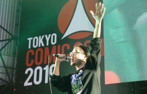 音楽業界イチのアメコミ者ことPUNPEEが「東京コミコン2019」に降臨! アメコミへの想いをフリースタイルで披露