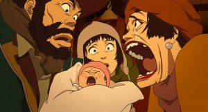 『東京ゴッドファーザーズ』と『グレムリン』はあのクリスマスの名作映画に繋がっている