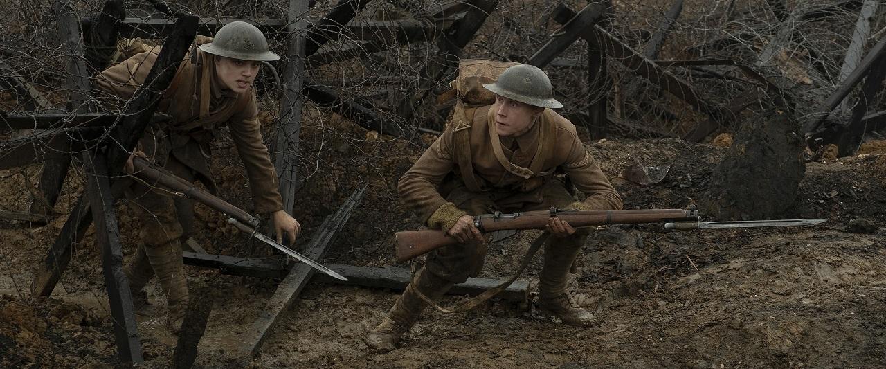 1917 命 を かけ た 伝令 ネタバレ
