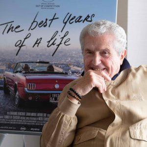 「今でも昔の恋人に会うとドキドキします」82歳のクロード・ルルーシュ監督が紡ぐあの二人のその後『男と女 人生最良の日々』