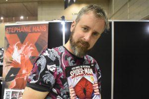 マーベルで働くきっかけは? スパイダーマンを描いてる超人気アメコミ作家にインタビュー!