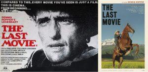 いま明らかに! デニス・ホッパーからのメッセージ 全長3mの映画ポスター、完全再現!『ラストムービー』