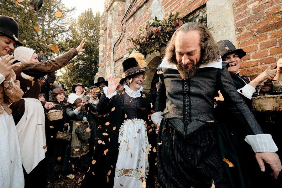 シェイクスピアってどんな人だったの? ケネス・ブラナー監督・主演で文豪の晩年を描く『シェイクスピアの庭』