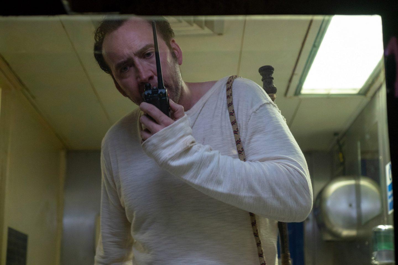 ニコラス・ケイジと獰猛な珍獣とマッチョな殺人鬼が三つ巴のガチンコバトル!『ザ・ビースト』