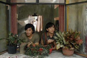 取立屋のヤクザと花形俳優、孤独なふたりの青年が出会いゆっくり心通わせる『ソン・ランの響き』