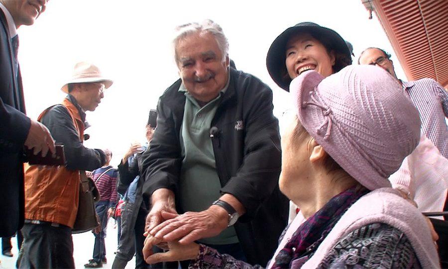 『ムヒカ 世界でいちばん貧しい大統領から日本人へ』ついに公開! あの元ウルグアイ大統領が見た日本とは