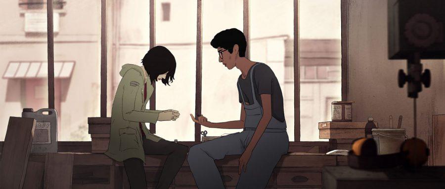 """『アメリ』脚本家の小説をアニメ映画化 物言わぬ""""手""""に感情を吹き込む音楽が秀逸なNetflix『失くした体』"""