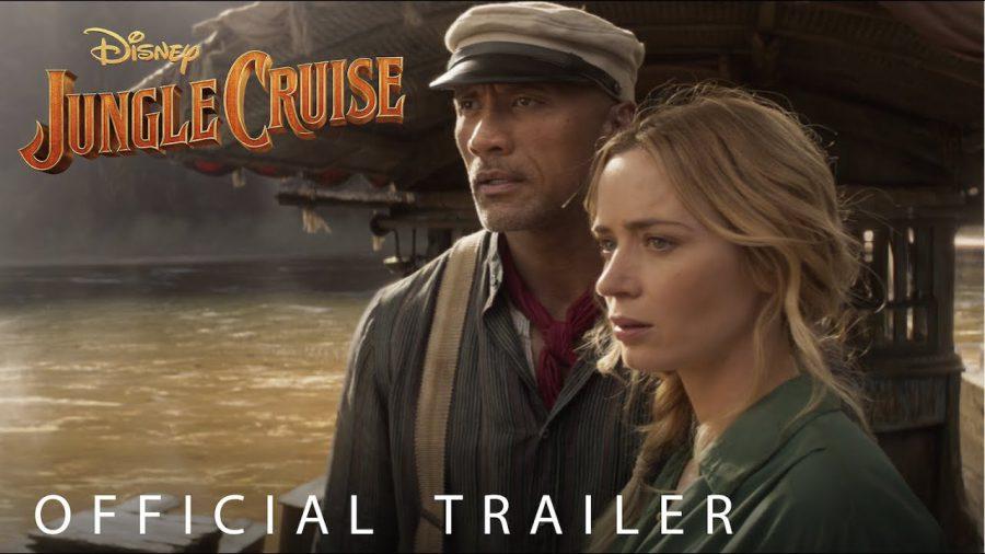 『ジャングル・クルーズ』新トレイラー公開!! 今度はボートで、アマゾンでロック様が魅せる!!