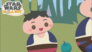 ここからカイロ・レンに……なるのか⁉ ショートアニメシリーズ『スター・ウォーズ ロール・アウト』最新ストーリー登場!