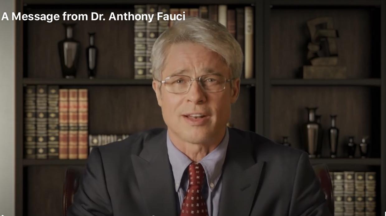 博士 ファウチ