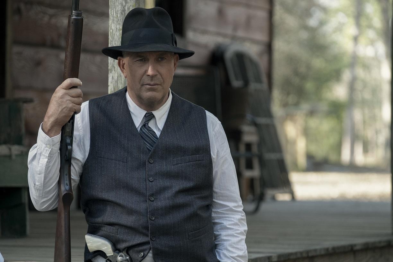 伝説の犯罪者ボニー&クライドをケヴィン・コスナーが追う! Netflix『ザ・テキサス・レンジャーズ』
