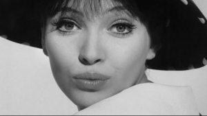 2020年限定 追悼上映『アンナ・カリーナ 君はおぼえているかい』ゴダールやゲンズブールを魅了した伝説的女優に迫る