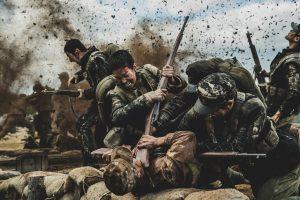 平均17歳の幼き兵士たち!奇襲上陸作戦の真実『長沙里9.15』 銃・戦車・地雷の再現度高し