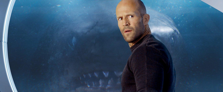 """ステイサム vs 巨大サメ!! 絶滅したはずの古代サメ""""メガロドン""""と深海異種バトル『MEG ザ・モンスター』"""